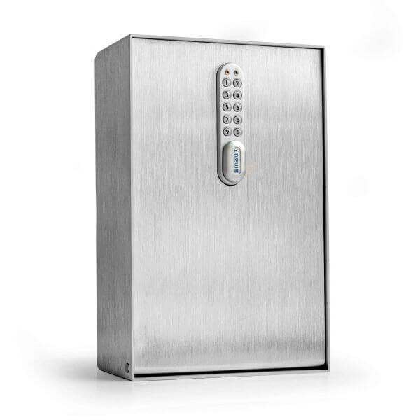 masunt Schlüsseltresor 2145 E Code | extra korrosionsbeständig