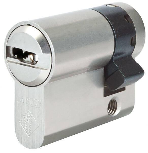 ABUS B1L452 Profil-Halbzylinder für Schlüsseldepot vorgerichtet PHZ M3