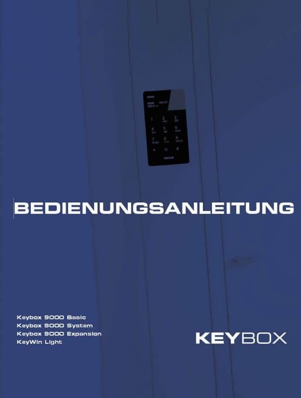 Creone Keybox Bedienungsanleitung